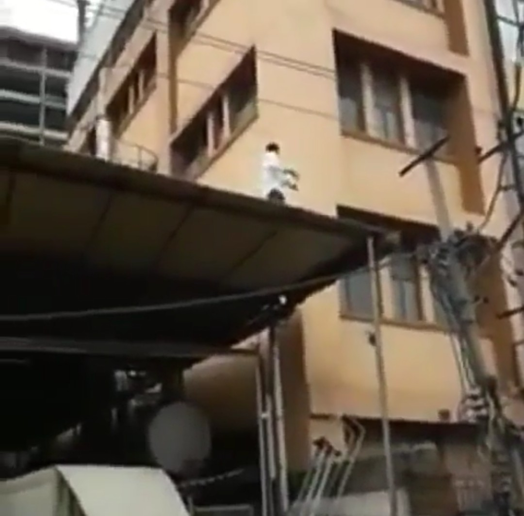 Man Commits Suicide By Hugging A High Voltage Electric Wire (Graphic ...