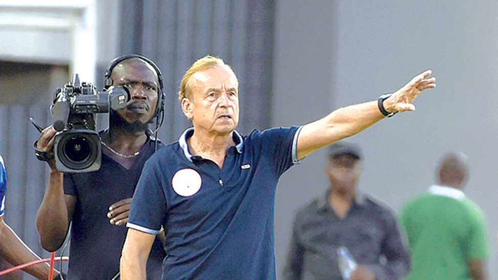 NFF president Melvin Amaju Pinnick in tweet with respected Nigerian journalist Osasu Obayiuwana said the Federation had no plan to relieve Rohr of his duties despite the Super Eagles crashing out in the semifinal stage of the AFCON.