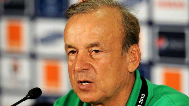 Super Eagles Coach Gernot Rohr has admitted that his team lost to a better side in the semifinals of the 2019 Africa Cup of Nations (AFCON) in Egypt on Sunday. The News Agency of Nigeria (NAN) reports that a Riyad Mahrez's goal from a free-kick at the edge of the box, with seconds left to play, condemned Nigeria to a 2-1 defeat and steered Algeria to their first AFCON Final match in 29 years.