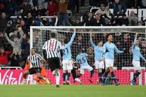 Manchester City manager, Pep Guardiola has disclosed why his side were defeated 2-1 by Newcastle United on Tuesday night in the Premier League encounter.  Goals from Salomón Rondón and Matt Ritchie gave Rafael Benítez's men all three points against Man City.