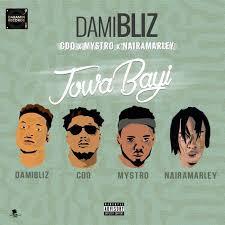 Download Music Mp3:- Damibliz Ft CDQ x Mystro x Naira Marley – Jowa Bayi