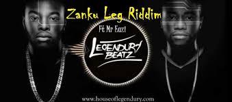 Watch And Download Music Video:- Legendury Beatz Ft Mr Eazi – Zanku Leg Riddim