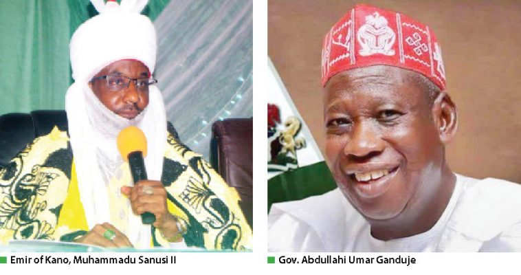 See Reasons Why There Will Be More Troubles For Emir Sanusi