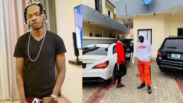 Zlatan Ibile Calls Naira Marley, A Stubborn Fellow After His 35 Days In Ikoyi Prison