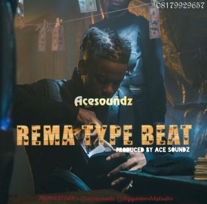 Download Freebeat:- Rema Type Beat (Prod By Acesoundz)