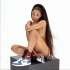 Singer, Ciara Poses Completely Naked In A Racy Photo