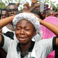 A Weeping Nation Clamoring For Peace & Unity, What Have We Done??? Written By; Akaekpuchionwa