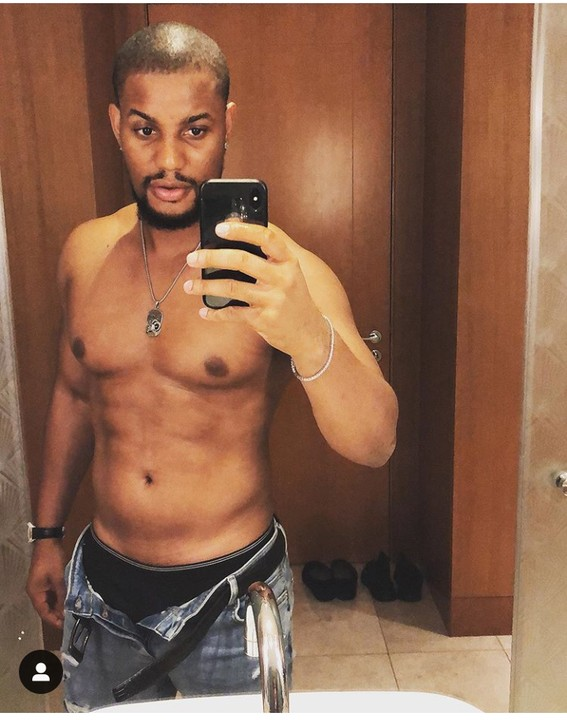 Nollywood actor, Alex Ekubo is currently under fire over indecent exposure. He shared a new shirtless photo as he loses his belt below underwear. Lots of celebrities and fans has reacted to his photo and caption after vowing to focus on breaking the ladies spinal cord because he's tired of breaking their hearts. Read his post… I'm tired of breaking ladies Heart, from now i want to focus on their Spinal Cords