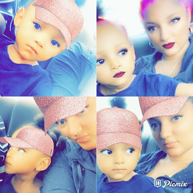 """Former Big Brother Naija star, Gifty Brian Ajumobi, fondly known as Gifty Powers shares cute photo of her daughter, Alisha Powers. Gistvic Reports.  We could recall Mr 2kay, her one time lover revealed that he was the father of Alisha but Gifty denied it with a response """"Only a mother knows the real true identity of her child's father""""  She captioned the photo:  """"Thank God for this Gift."""""""