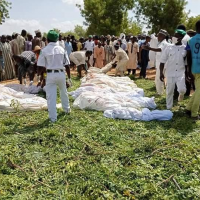 Bandits Kill 25 In Sokoto In Fresh Attacks (Photos) At least 25 people have been killed in fresh bandits' attack in four villages of Ghandi District in Rabah Local Government Area of Sokoto State at the weekend.