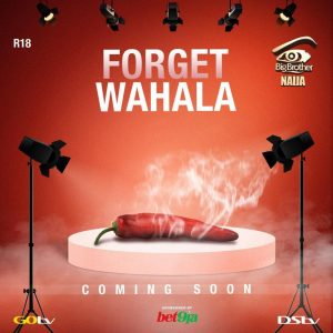Shared with caption .. Make e no go pass you by o! Big Brother Naija is coming to @dstvnigeria & @gotvng soon. Proudly sponsored by @Bet9ja BBNaija #ComingSoon #ForgetWahala #Drama