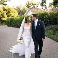 Chris Pratt And Katherine Schwarzenegger Are Married (Photos)
