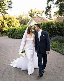 Chris Pratt And Katherine Schwarzenegger Are Married (Photos)
