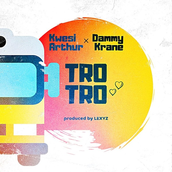 Download Music Mp3:- Dammy Krane Ft Kwesi Arthur – Trotro