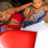"""Big Brother Naija's Gifty is claiming she's married again and has given birth to more than one child. The former reality star, whose first marriage ended before she went for BBNaija, took to Instagram to wish """"the man of her heart"""" a happy father's day. She showered him with beautiful words and claimed he's been the best father to their """"kids."""""""