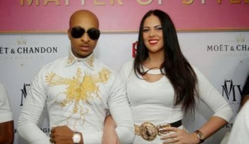 IK Ogbonna's estranged wife, Sonia, says people should stop advising them to get back…