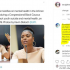 """Controversial Journalist, Kemi Olunloyo has taken her plea for financial and mental assistance international as photos of her begging Taraji P. Henson for support surfaced online today. Kemi Olunloyo, who hours ago shared photos of injuries sustained from a robbery attack encounter in her Ibadan home , while begging Taraji P.henson for support said; """"I Live In The Most Ignorant Country In The World"""" Now the big question is, """"Is Nigeria Truly The Most Ignorant Country In The World?"""""""