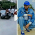 There was a mild drama yesterday as a fan wanted to take a photo with Kizz Daniel after a show in Turkey. Kizz Daniel on noticing the man, alighted for his car and blatantly refused even to the extent it became violent.