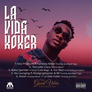 Download Music Mp3:- Koker Ft M.I Abaga – No Lounging
