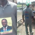 A man started Trekking from Jos to Lagos to show the new Governor of Lagos State love. He has reached Abuja and he vows to accomplish his goal to get to lagos on foot.