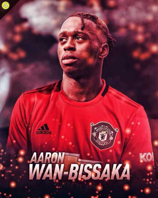 Manchester United Sign Aaron Wan-Bissaka From Crystal Palace For £50m Manchester United have officially announced the signing of defender Aaron Wan-Bissaka from Crystal Palace in a £50million deal, MySportDab reports.