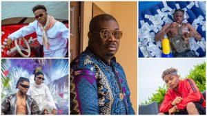Watch And Download Music Video:- Don Jazzy Ft Rema x Korede Bello x DNA x Crayon – All Is In Order