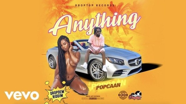 Download Music Mp3:- Popcaan – Anything