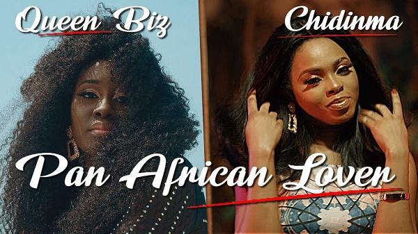 Download Music Mp3:- Queen Biz Ft Chidinma – Pan African Lover