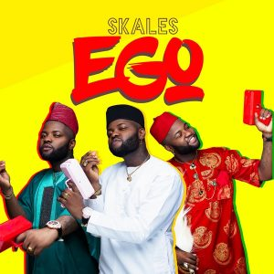 """""""Skales"""" makes a return with another hit single titled """"Ego""""."""