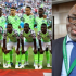 Super Eagles Players Boycott Training In Protest Over Unpaid Bonus The Super Eagles players who yesterday refused to turn up for a media conference, have also boycotted training in protest over their unpaid bonus.