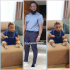 Timaya shows off his adorable cute son, MANI in new video. Take a look at the type of hairstyle the cute little boy is rocking and see how he's already showing swag at such a tender age.