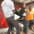 'Give Your Life To Christ':- Lady Under Fire As Man Did This To Her On Stage Many Nigerian social media users have condemned a man, an Artiste, for playing guitar with a young lady's private part on stage in a viral video. The Artiste turned the lady's private part into guitar and played the guitar with it while another man held one of the lady's legs.
