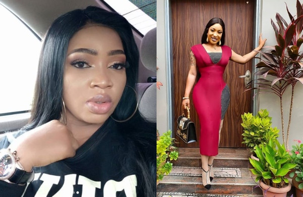 Blessing Osom engaged in a heated exchange with an Instagram handle she claimed belonged to Tonto Dikeh, just after she took to Instagram to thank the actress' ex-husband Olakunle Churchill for giving her N3m to celebrate her birthday. Before engaging in the banter with the account allegedly owned by Tonto Dikeh, she had talked about the aftermath of karma and how one should give loyalty when he or she demands loyalty in return. She wrote; At the end of the day, Na me come gain pass, If you know you know. That's how stars do, Ladygolfer Dey greatest . If you want loyalty, give loyalty, Karma doesn't come fast, Na slow and steady