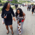 'We Were In Church Laughing Our Eyes Out' – COZA Members Mock Protesters (Photos) A COZA member, Queen Jules Okezie shared photos of herself and friends laughing after the Sunday service which was marred by protest over the rape allegation leveled against Pastor Fatoyinbo.