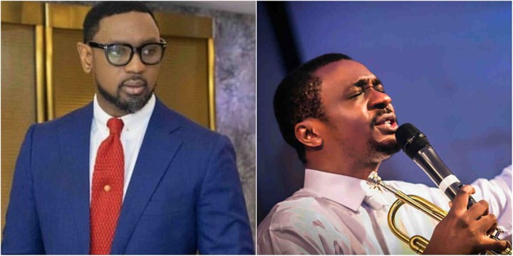 Gospel singer and pastor, Nathaniel Bassey while reacting to the current ordeal of Pastor Biodun Fatoyinbo of COZA church, has said it is God's hand in action. In the video, the man of God mentioned that it was God's way of cleansing the church and whatever is happening at the moment is not new. He stated that incidents of this nature happened in the Bible Times, but the elders in the Church had their ways of resolving and dealing with the issues.