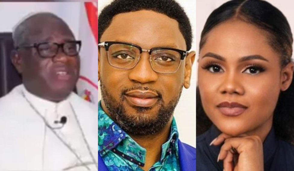 """The Allegations Are Foolish, No Truth In Such"" – Methodist Church Prelate Methodist church Prelate, Eminence Dr. Samuel Uche during an interview, reacted to the rape allegations against COZA senior pastor and founder, Biodun Fatoyinbo by Busola Dakolo."