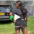 """""""You Look Like A Mad Woman, Respect Yourself"""" – Tiwa Savage Under Fire As Fans Blast Her For Wearing Bum Shorts Number 1 African bad girl, Tiwa Savage posed in bum shorts, shaking her body a little bit in a new video. But her fans are not happy with what she wore in the video, they asked her to respect herself as a mother. See some comments blasting her…."""