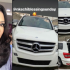 """A Nollywood actress has been disgraced on social media after stealing car photos and claiming she just bought the car. Just days after being congratulated for buying a new Mercedez Benz car, Nollywood actress, Nkechi Blessing has been disgraced on social media fter an auto dealer called her out for posing with and claiming she just bought a Mercedes Benz when she actually didn't. According to screeshots released on Instablog, the owner of the car revealed that Nkechi rode on the familiarity between the dealer and their uncle to claim the car. The real car owner also accused Nkechi of being fake and trying to deceive people, writing: """"Just because you know my uncle is not on Instagram that's why you did this forgetting Instagram is a small community. Although I learnt you begged already and taken down the picture but still it is wrong to mislead people"""". Well, after the hell was dragged out of her, Nkechi confessed that she actually didn't buy the car but had wanted to exchange her car with the MercedesBenz, but couldn't wait for the deal to be concluded before going ahead to share photos that she had bought the car. She eventually didn't buy the car she posted photos on her page claiming she had bought."""