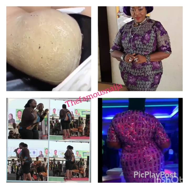 Actress Rita Edochie Reacts To What Slay Queens Go Through For Big Backside      Rita Edochie Blasts Ladies That Go For Enlargement, Thanks God For Her Natural Endowment