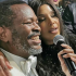 Toni Braxton was in Lagos last night for Prince Nduka Obaigbena's 60th birthday party. The American RnB star and Grammy winner whose sister, Tamar Braxton is currently dating a Nigerian, performed at the event which had many dignitaries in attendance.