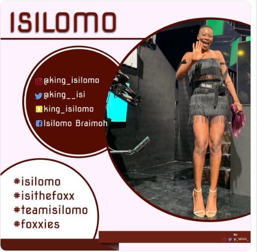 Earlier on, the evicted housemate, Avala wrote to thank her fans for their support towards her in her quest and she assured them that it was not the end. The second evicted housemate, Isilomo also told her fans also that it is not the end while thanking them.  See what she wrote…