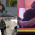 Bbnaija 2019 has been on air for over 24 hours now and late last night we saw what might look like our first love birds for this years edition in Mercy and Gedoni. The gist is that the two have found comfort in each other and they can't seem to get enough of cuddling each other.