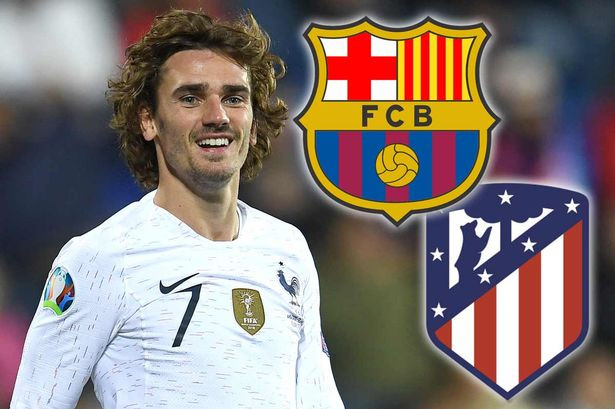Barcelona have confirmed the signing of Antoine Griezmann in a deal worth €120 million from Atletico Madrid. The deal was confirmed on the club's official Twitter page after Barca paid the €120 million buyout clause to release Antoine Griezmann from his former club. The 28-year-old France star will sign a five-year contract with a new release clause of €800 million to stay at Camp Nou till the 30th of June 2024. Griezmann is expected to be officially unveiled as a Barcelona player on Sunday and will join up with his new team-mates on Monday for pre-season training, although the club is yet to confirm the details. Griezmann who scored 133 goals in 257 appearances in his five years with Atletico announced his intention to depart the club back in May.