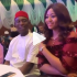 A new video of actress Regina Daniels and her billionaire husband, Ned Nwoko at an event has sparked online reactions. The billionaire, Ned Nwoko was seen looking at his gorgeous actress wife in admiration as she laughed. The couple were in jovial mood, flirting with each other like teenagers in love. Many Nigerians felt that Ned Nwoko is is now looking younger and handsome all because of his much younger wife. Some think it's real love in action.