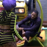 BBNaija 2019:- Check Out What Mercy Wore In The House Today