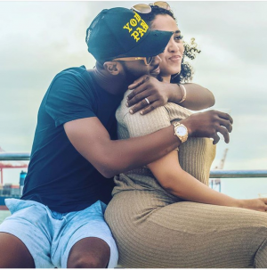 Check Out D'banj And Wife Loved Up In A New Photo Bangalee, D' Koko master, and his wife, Lineo Didi Kilgrow all loved up in new photo.