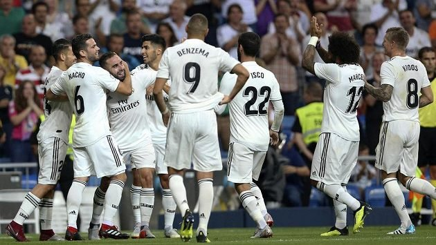 Real Madrid president Florentino Perez has placed a price tag on two Real Madrid stars and he is open to negotiation for the players who have gradually become fringe player in the squad.Marco Asensio and Isco failed to live up to the expectation last season with Isco managing just 11 league games last term while Asensio played 19 games La Liga games which have prompted Perez to include them on the transfer list.Real Madrid want to raise fund to fund their summer spending spree after spending £300m on new arrivals this summer and the funding of Zinedine Zidane's target Paul Pogba who has been slapped with a price tag of £150m  The report in AS says that Real Madrid has now put a £72.3m asking price on both Isco and Asensio, 23.  Liverpool manager Jurgen Klopp is a huge fan of the former Real Mallorca star and he also enquired about his availability this summer, while Isco, 27, has been linked with Manchester City and Manchester United during the current transfer window.Isco and Asensio want to remain at the Santiago Bernabeu this season to prove what they can offer under Zinedine Zidane after a disastrous season.Real Madrid is planning a massive clearcut and both players are some of the players tipped to move on this summer.  Source:- AS