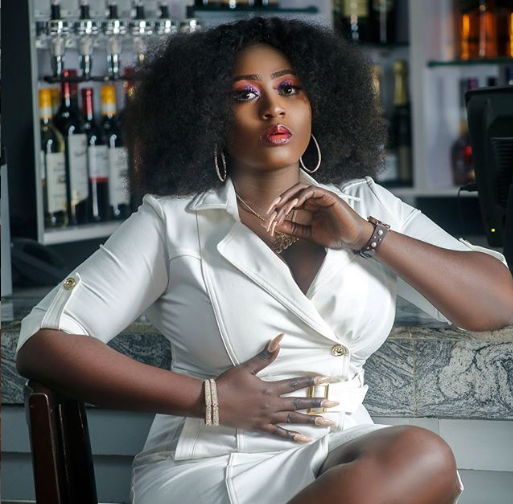 Adekemi Taofeek in a recent disclosure ofher ideal man, revealed that she can'tdate boys who use condoms to prevent pregnancy.