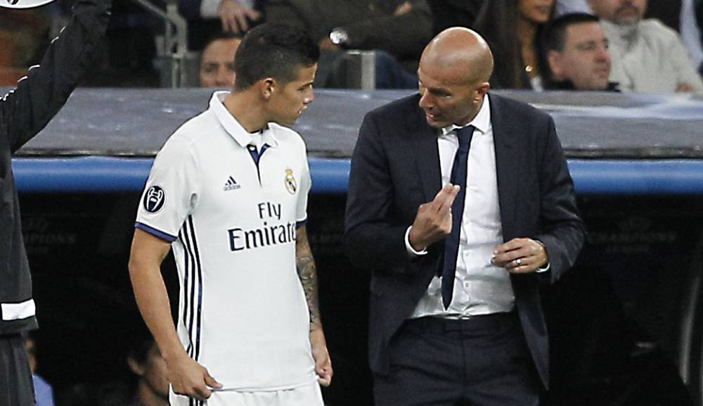 Real Madrid is prepared to hold on on James Rodriguez on one major reason this summer, according to report in Spanish papers.Los Mereguenes might keep hold on James if Isco leaves the club before the end of the transfer window. Real Madrid want to embark on huge clearance sale after spending €298m (£268.5m) on new signings.The likes of Dani Ceballos, Isco and James are attracting interest from other clubs both in La Liga and the Premier League.  Real Madrid manager Zinedine Zidane is sure of having Luka Modric, Toni Kross, Casemiro and Federico Valverde which are the only midfielders in the squad. The report in AS says Isco might leave Real Madrid if the offer of €80m (£72m) is received from his suitors which means James might remain at the Santiago Bernabeu.Zidane was not happy with James attitude before he left for Bayern Munich on loan, but recognises that he is a useful player who could fit into his tactical plan.However, there are doubts over the mindset of James, who has attracted interest from Atletico Madrid and Napoli  Source:- AS