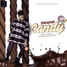 "Download Music Mp3:- Meyar - Candy (Prod. By Vikwyn) ""CANDY"" produced by Vikwyn, M&M by Suka Sound is a Dancehall banger sure to get you stepping the moment the beat drops!"